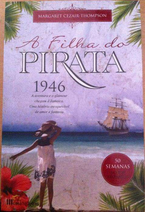 A Filha do Pirata, de Margaret Cezair-Thompson