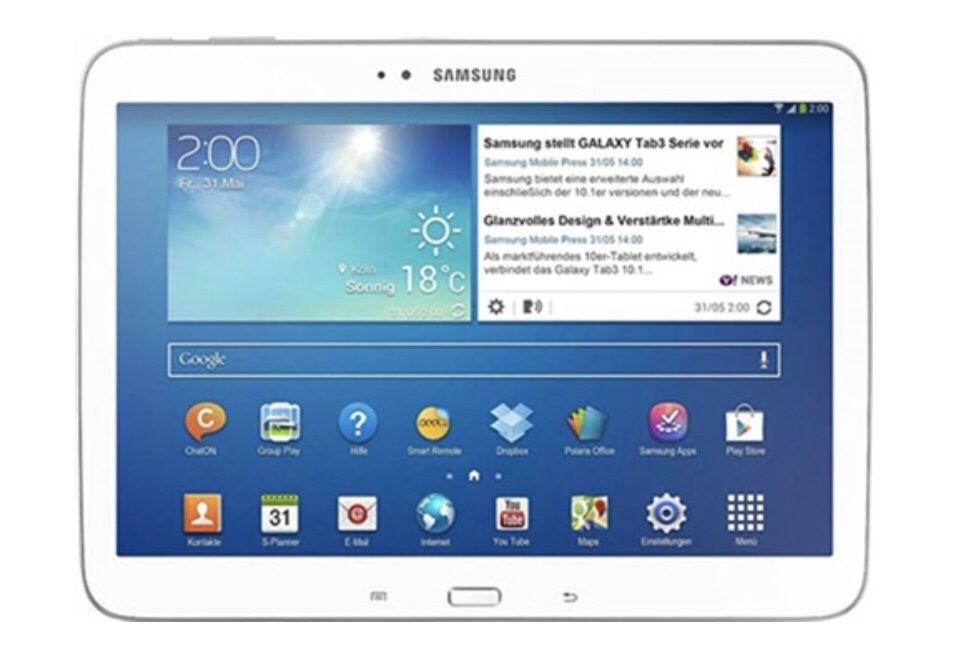"Samsung Galaxy Tab 3 P5200 10"" 16GB c/ Capa"