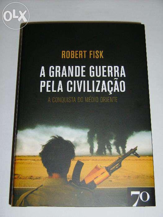 Vendo livro novo: A Grande Guerra Pela Civilização