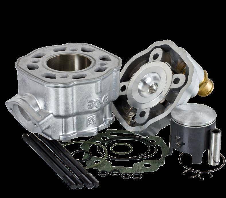 vendo cilindro polini 85cc semi novo derbi euro3 e 4