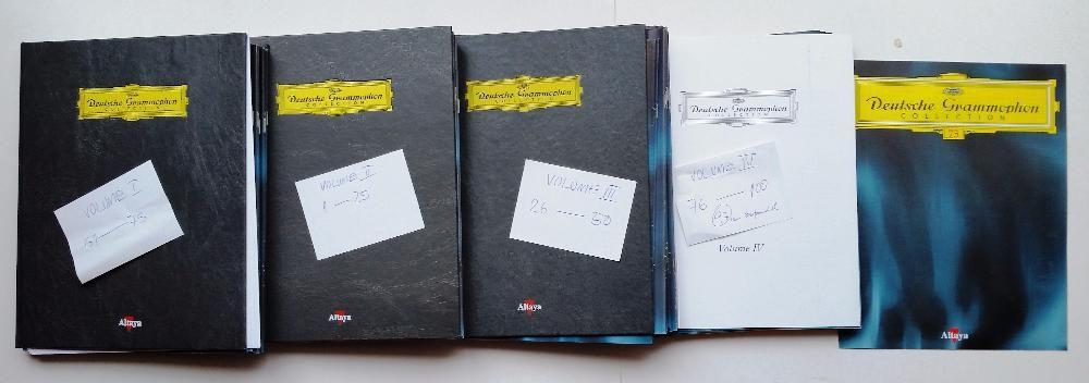 Coleção da História da Música + 101 CDs da «Deutsche Grammophon» Caldas da Rainha - imagem 3