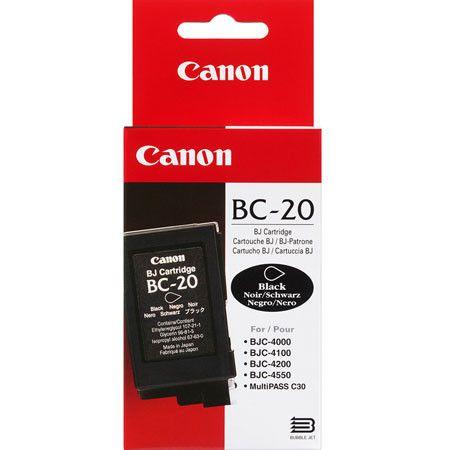 Tinteiro CANON BC-20 Original
