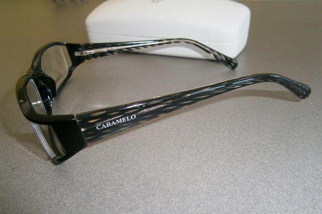 Óculos/Armação Caramelo originais para graduar - NOVOS