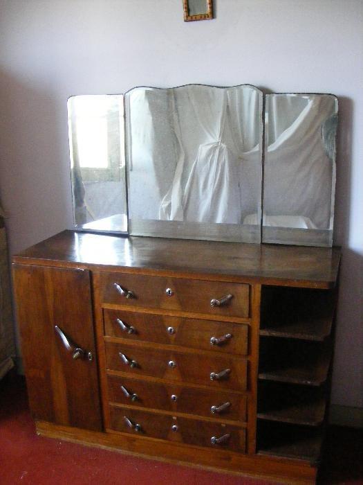 Toucador de mobilia de quarto