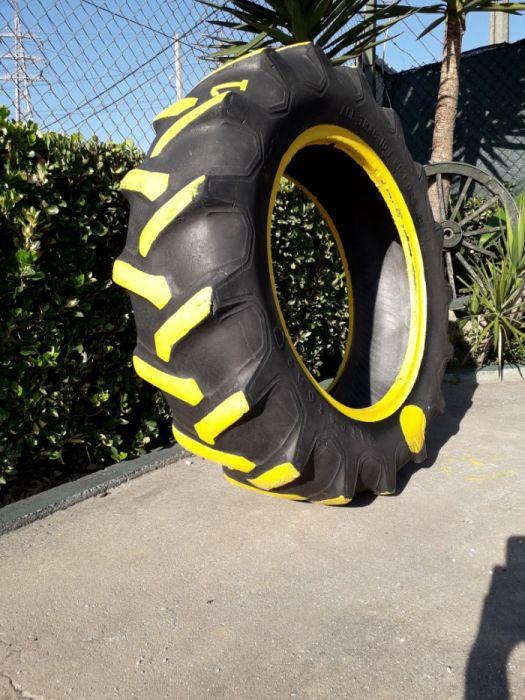 Crossfit-pneus