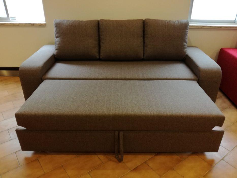 Sofá cama Redondela novo de fábrica com 230 cm Malveira E São Miguel De Alcainça - imagem 1