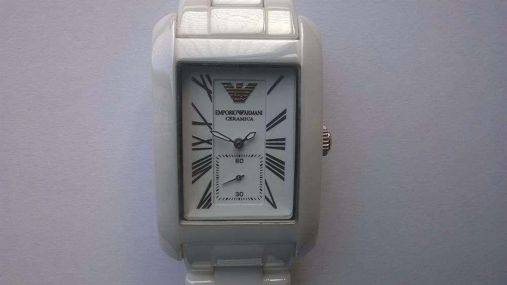 1c7b5e924d8 Relógio Emporio Armani - Cerâmica