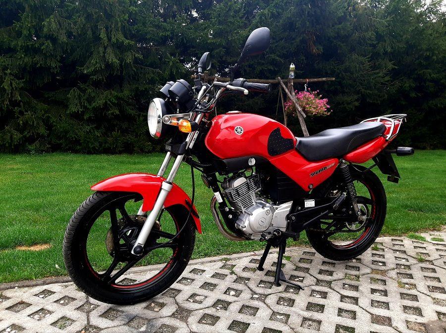 Yamaha yz 125 w bardzo dobrym stanie!!! 01r Lubań • OLX.pl
