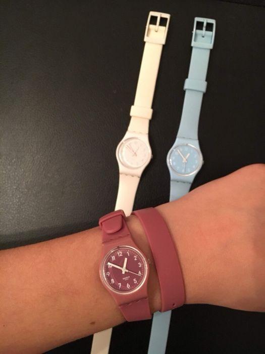 Relógios Swatch Lady