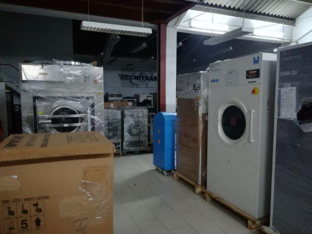 Máquinas Industriais de Lavandaria Tecnitramo
