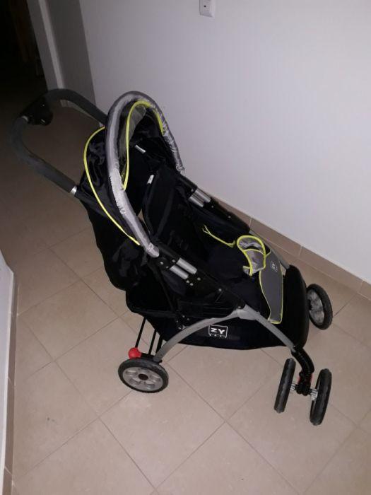 Carrinho de bebé