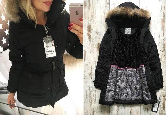 kurtki damskie zimowe sprzedaz