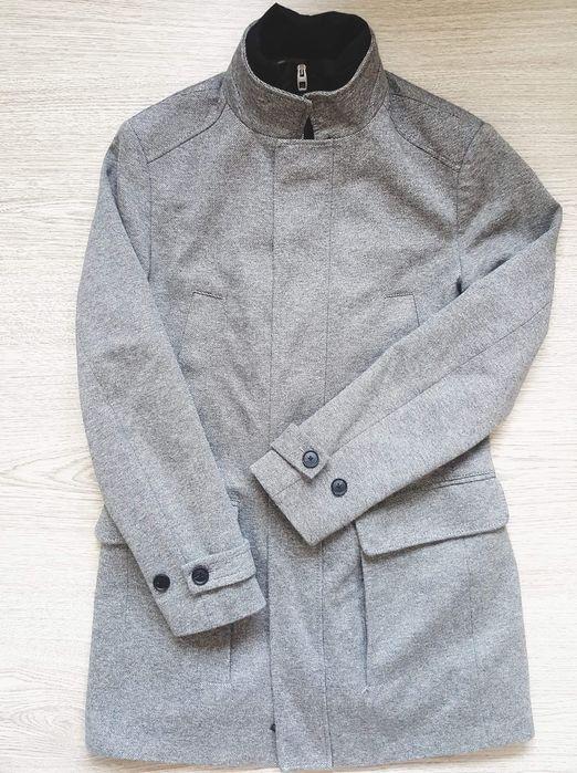 ZARA MAN S przejściowy płaszczyk płaszcz wiosenny jesienny
