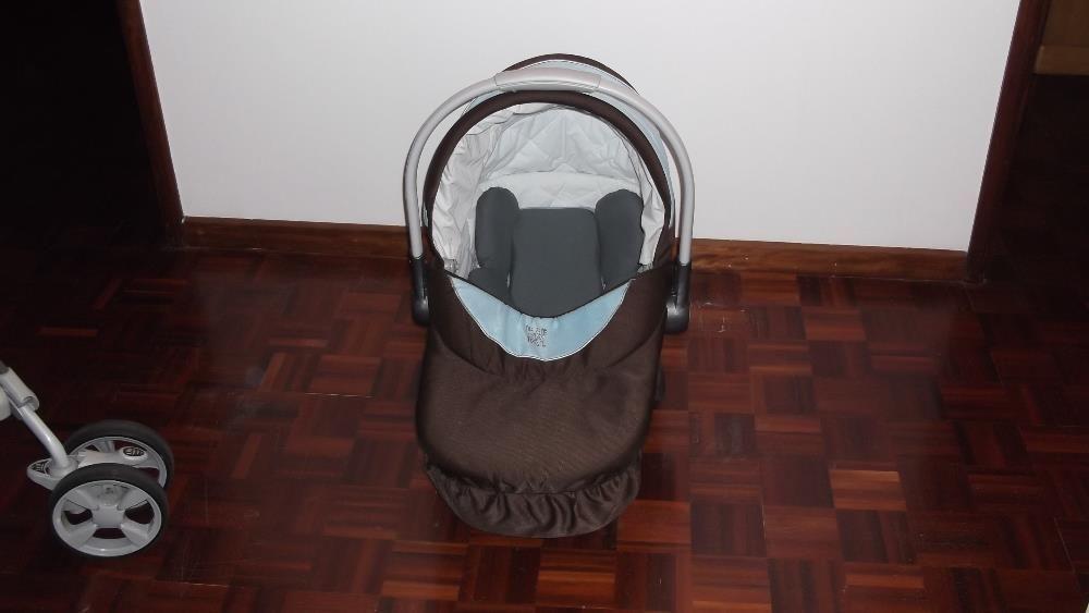 carrinho de bebé completo da marca Prénatal Vila do Conde - imagem 7