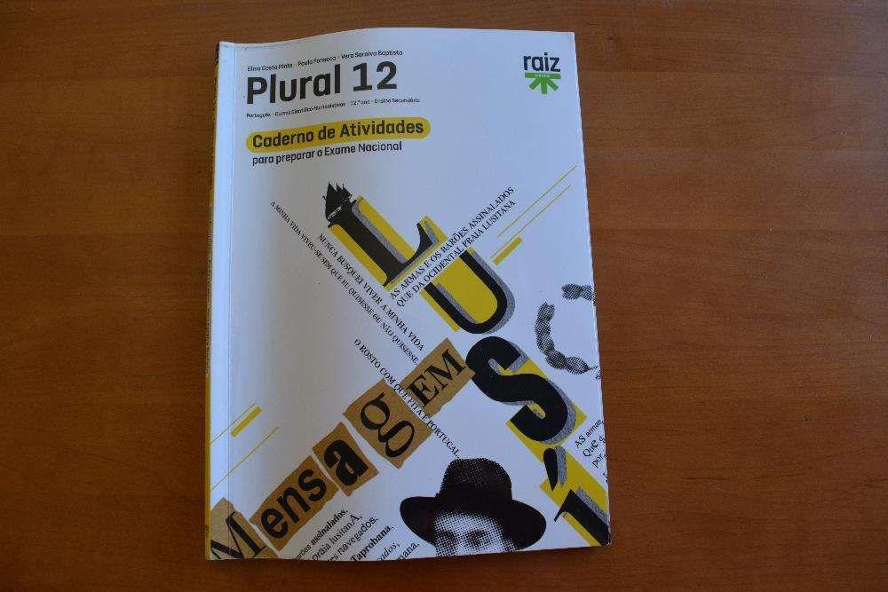 Venda de manual de Português 12º Ano