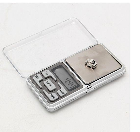 Micro-Balança Digital de bolso 500g/0.01g Portes Incluídos
