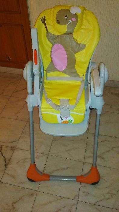 Cadeira refeições Polly Chicco Porto Salvo - imagem 2