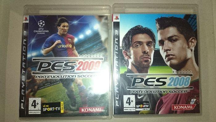 Jogos PS3 PES