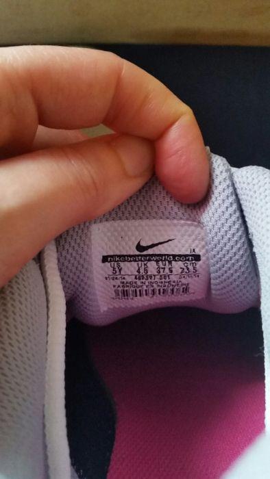 Sapatilha Nike 37.5 Leiria Pousos E Barreira E Pousos Cortes