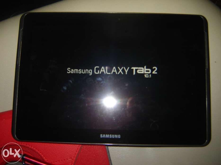 Tablet Galaxy Tab2 10.1 c/ carregador, capa, pelicula e caneta Torres Novas - imagem 4