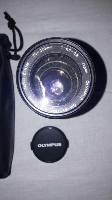 Lente Objetivo Olympus Zuiko 70-210mm