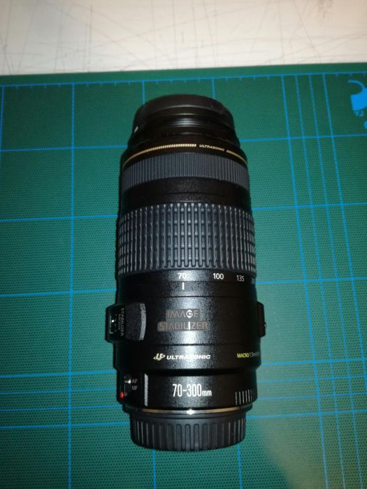 Canon 70-300 3.5-5.6 is usm