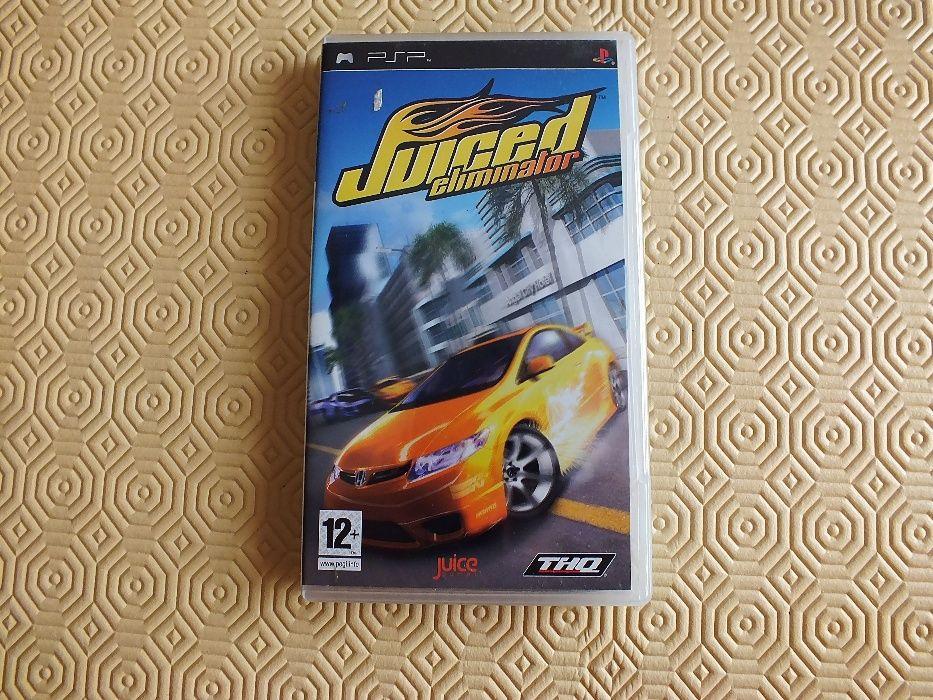 Jogo Juiced Eliminator para PSP