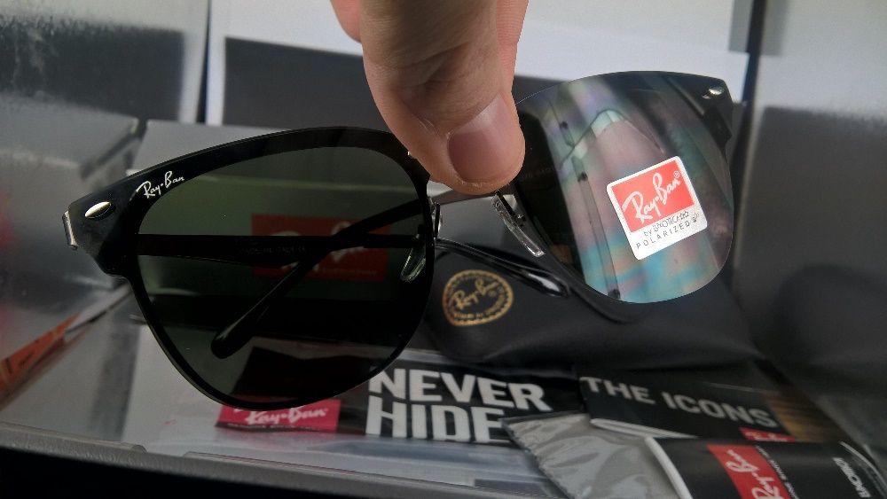 RAy ban Clubmaster Blaze rayban oculos de sol erika chris 3016 Aldoar, Foz  Do Douro a2298d3a31
