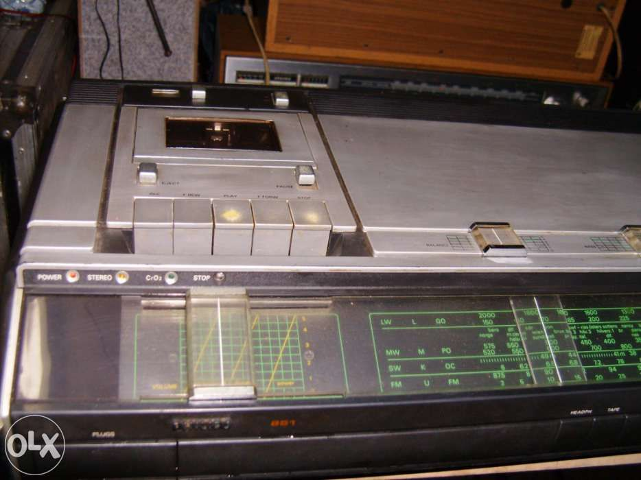 Philips Receiver Recorder 851