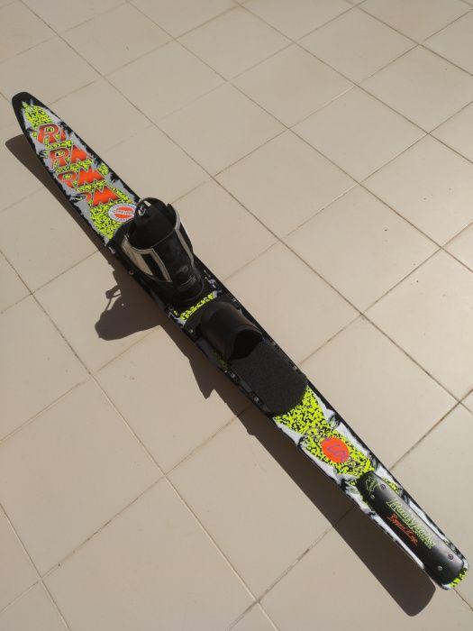 Ski mono Ron Marks