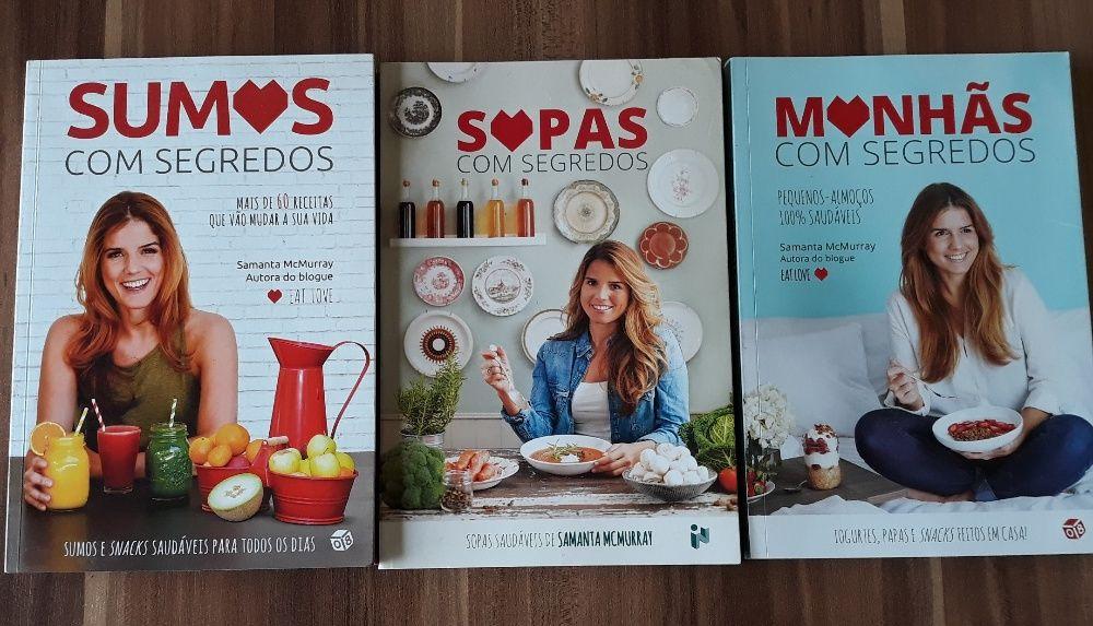 Livros de comida saudável