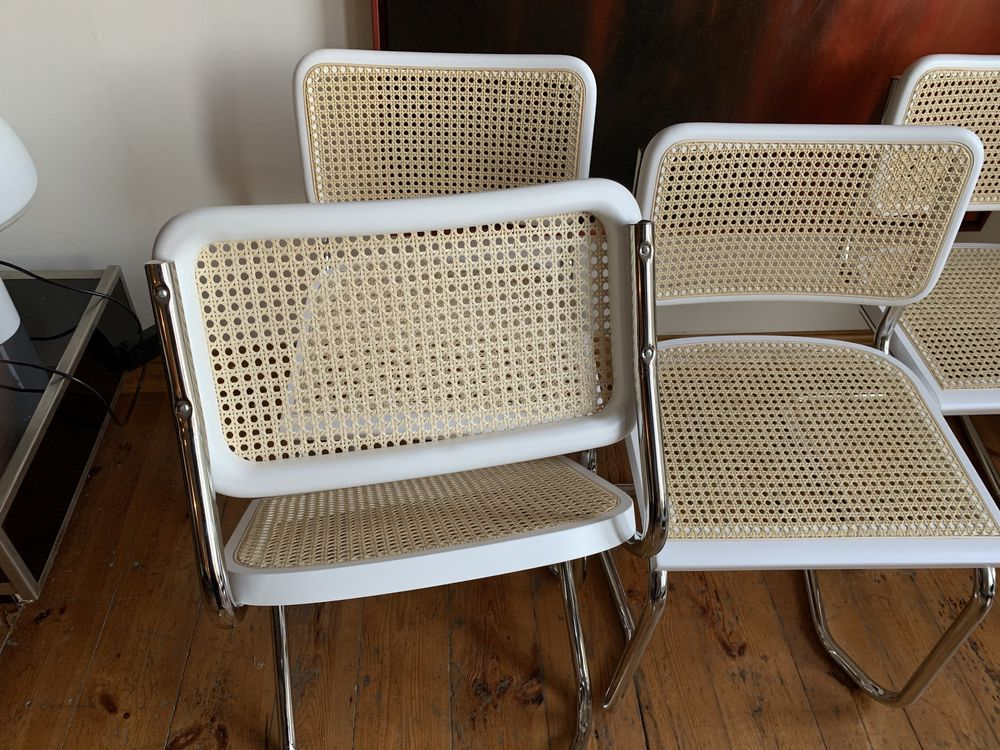 Cesca chair kpl 4 krzeseł NOWE