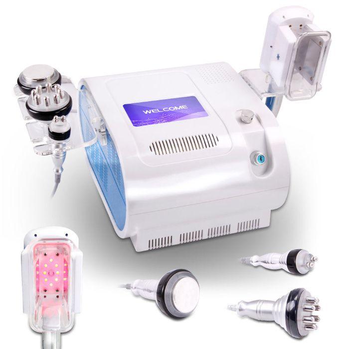 Maquina Criolipolise + Cavitação + Radiofrequencia Corpo e Rosto