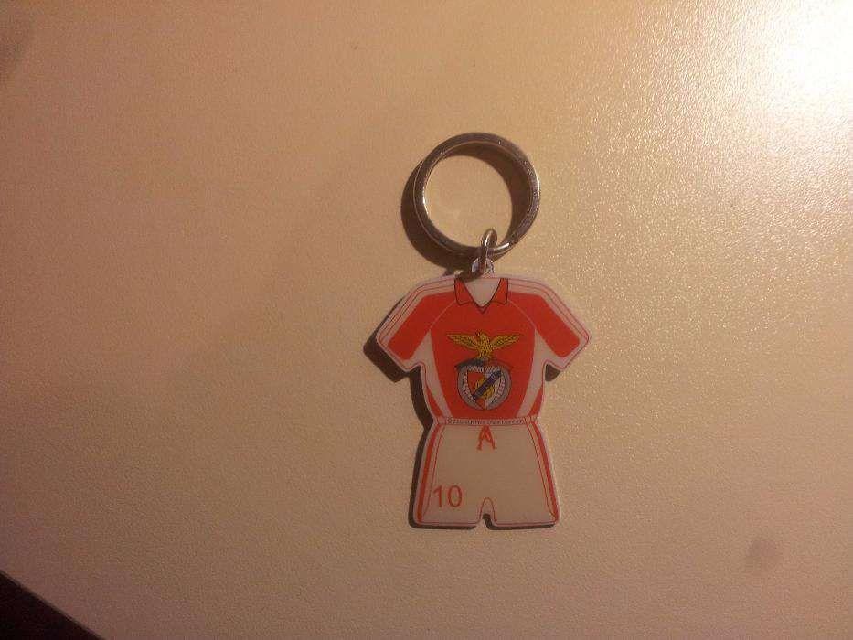 Porta chaves equipamento Benfica