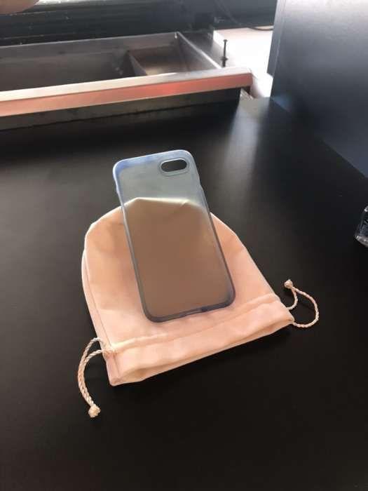 Capa iPhone 7/8 transparente