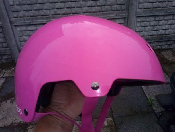 Kask rowerowy dla dziewczynki Pabianice • OLX.pl