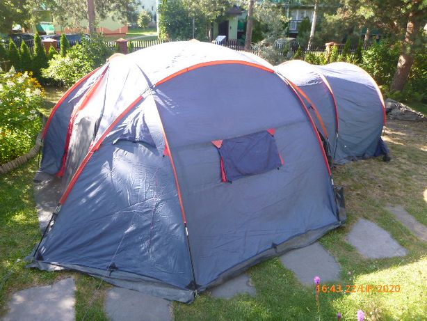 Namiot 6 Osobowy Turystyka OLX.pl