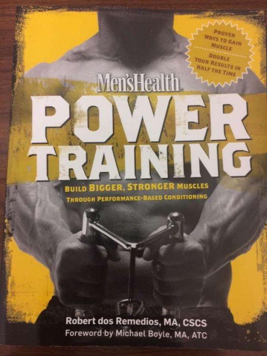 Livro Power Training