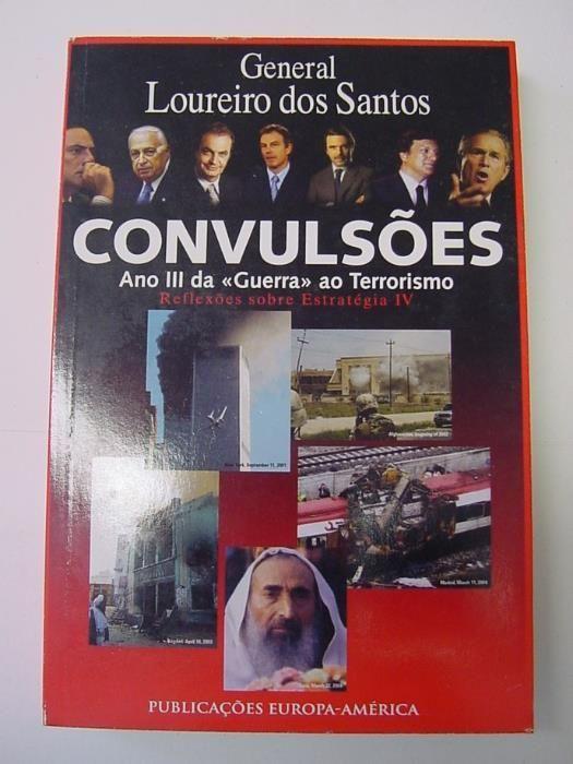 Livros e brochuras sobre Geoestratégia e Política Internacional