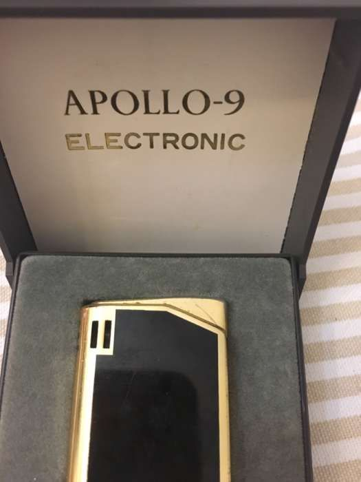 Isqueiro Vintage Apollo 9