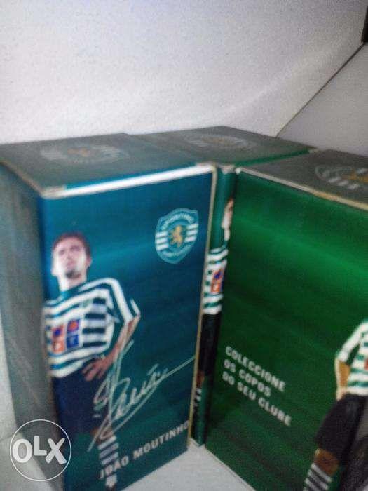 Copo Joao Moutinho Sporting