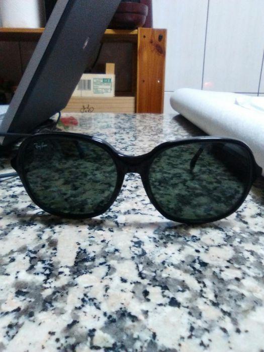 a0bd4849883ec Óculos de sol Ray Ban Antigos como Novos lente B L USA vintage