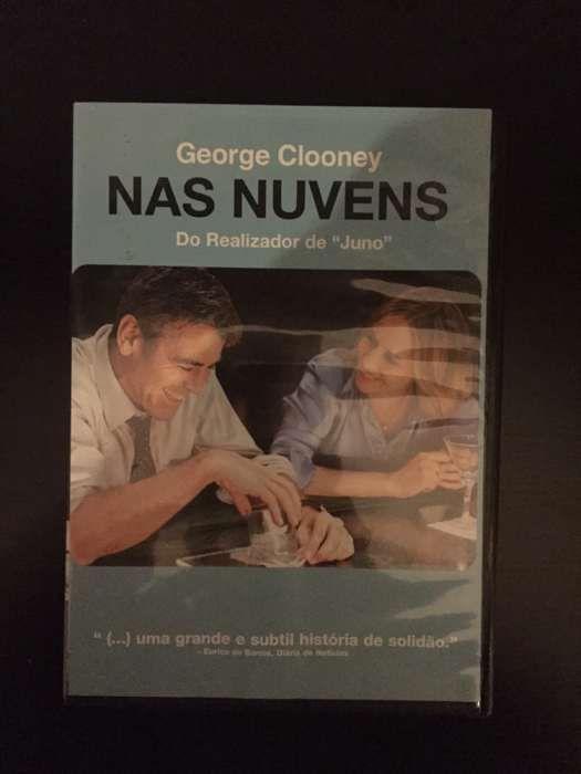 """DVD """"Nas Nuvens"""" (como novo)"""