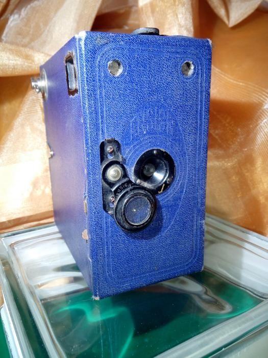 """Máquina Fotográfica """"Houghton-Butcher Ensign E29"""" - 1930"""