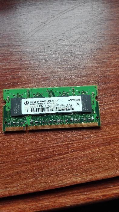 """Memoria DDR"""" 512 MB"""