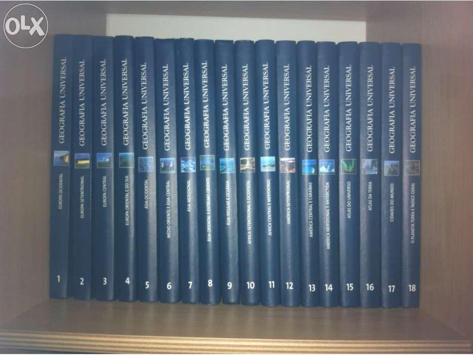 """Enciclopédia """"Geografia Universal"""""""