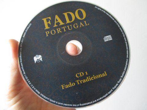FADO Portugal 200 anos+CD c/25FADOS