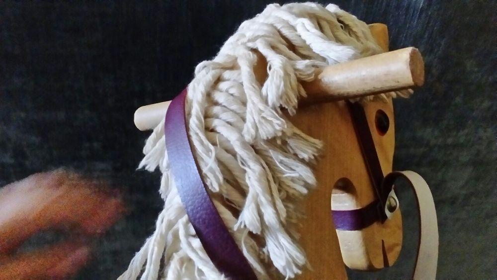 Cavalo classico em madeira em bom estado Matosinhos E Leça Da Palmeira - imagem 4