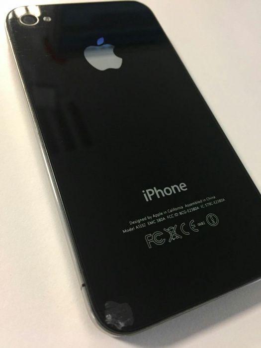 Vendo iphone 4 16gb desbloqueado Rio de Mouro - imagem 4