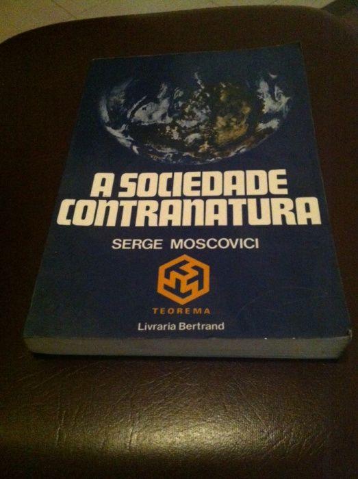 A Sociedade Contranatura (portes grátis)